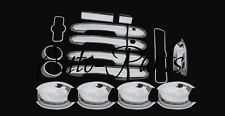 For 10 - 14 Chrome Low With Interior Trim Part For Mercedes Benz Viano 18 P