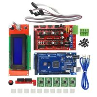 3D Printer Kits for Arduino Reprap RAMPS 1.4 Mega2560 12864 A4988 LCD Controller