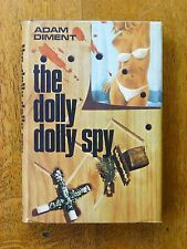 The Dolly Dolly Spy - Adam Diment (Hardback, 1967) 1st edition