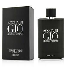 Giorgio Armani Acqua Di Gio Profumo Parfum Spray 180ml Men's Perfume