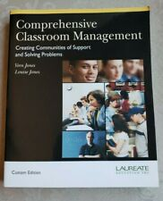 Comprehensive Classroom Management (Creating Communities of Support ans Solving