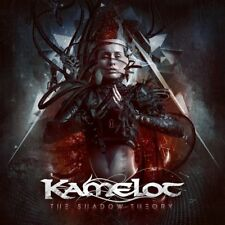 KAMELOT - THE SHADOW THEORY   CD NEW!
