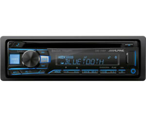 ALPINE CDE-172BT 6-Channel SiriusXM CD Receiver With 3-Band Equalizer