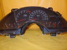 99 00 01 02 Camaro Speedometer Instrument Cluster Dash Panel Gauges 135,060