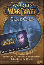World of Warcraft 60 Day Pre-Paid Time Card by Blizzard Entertainment