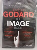 THE IMAGE BOOK (LE LIVRE D'IMAGE) DVD | NEW | JEAN-LUC GODARD