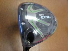 Slightly Used Callaway Golf GBB EPIC 9 Driver FUJIKURA Graphite S Flex LEFT HAND