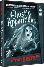 Ghostly Apparitions ~ AtmosFX DVD Special FX Projector Window Projection