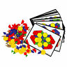 Learning Resources Pattern Blocks & Activity Cards Set
