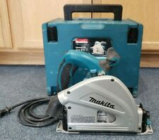 "Makita SP6000J 6-1/2"" (165m) Plunge Corded Circular Saw *Pre-owned Free Shipping"