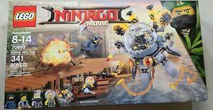Lego The Ninjago Movie Flying Jelly Sub Set # 70610