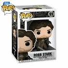 Funko Pop! TV: Game of Thrones - Robb Stark with Sword 91 56796 In stock