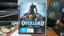 Overlord II (Sony PlayStation 3, 2009)