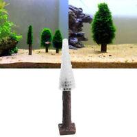 Simulation Xmas Moss Christmas Tree Plant Grow for Aquarium Tank Decoration