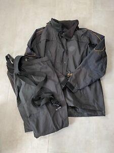 Harley Davidson Riding Set - Hood Jacket And Pants/Overalls 2XL