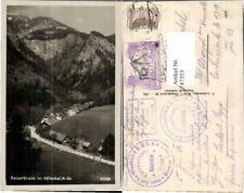 87353;Kaiserbrunn im Höllental Nasswald Hirschwang 1931