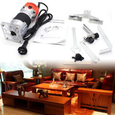 Electric Hand Trimmer Palm Router Laminate Joiners Wood working Cuting 800W 110V