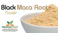 Organic Black Maca Root Powder 100g