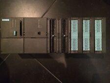 BAUGRUPPE SIEMENS SIMATIC CPU 315-2 DP & SM322 & sm321 & CP 342-5 & RACK CPU315