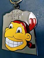 Chevrolet Monte Carlo Tribute Emblem Keychain.. H10