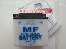 CB7 A BATTERY MF SUPER SEALED High Performance YB7A NO ACID - CHEAPEST ON EBAY