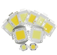 10 PCS High Power LED Lamp Light COB SMD Bulb Chip DIY 10W 20W 50W 100W 12V-36V