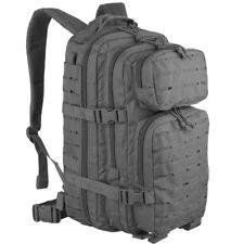 Mil-tec US Assault Pack Petite Laser Cut Molle de Combat Sac À dos Urban Gris