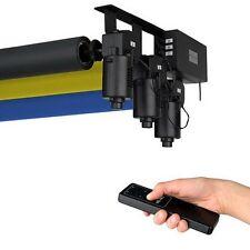 Proxistar Elektrisches Hintergrundsystem 3-fach - Tragfähigkeit ca. 22,5kg