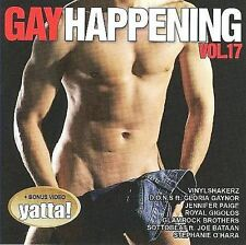 VARIOUS ARTISTS - GAY HAPPENING, VOL. 17 (NEW CD)