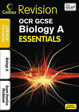 OCR 21st Century Biology A: Exam Practice Workbook by Eliot Attridge, Robert...