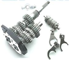 Revtech 6-Speed Transmission Trans Overdrive Gearset Gear Set Harley Evolution