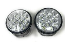 2 6 Off Road 575 Clear Led 36w Flood Universal Driving Lamps Fog Lights Set Fits Ford