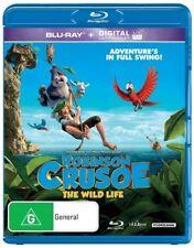 Robinson Crusoe (Blu-ray, 2016)