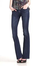Citizens of Humanity Size 25 Kelly 001 Low Waist Boot Cut Stretch Jeans