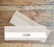 Argentique pochettes archivage en papier cristal pour negatifs 120