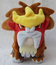 Official Pokemon Center 2009 Entei Pokedoll Soft Plush Doll Toy Japan 6""