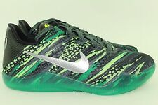 """KOBE XI 11 """"GREEN SNAKE"""" YOUTH SIZE 4.0 SAME AS WOMAN 5.5 NEW RARE AUTHENTIC"""