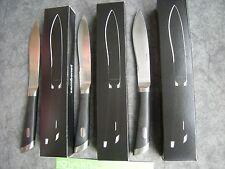 ANGEBOT: Rosenthal SAMBONET Steakmesser Set 3 Stk. Special Knife Messer 52552A01