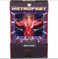 Wwe retrofest ric flair elite series brand new