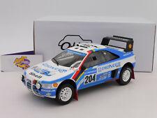 OTTOmobile OT808 # Peugeot 405T16 No.204 Grand Raid 1989 1:18 NEUHEIT Lim. Edit.