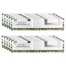 Hynix 32GB 8x 4GB 2Rx4 PC2-5300F DDR2-667MHz 240pin ECC FB-DIMM Server Memory