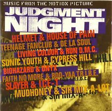 CD-various-Judgment Night-Music from the Motion picture - #a3408