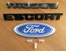 Ford Mk2 Escort Badge Fitting Kit GRP4 Rally Race RS1800 RS2000