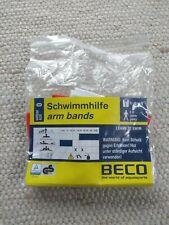 Schwimmflügel von Beco neu und OVP, 15-30 KG