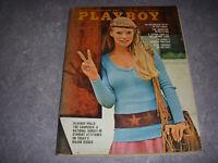 PLAYBOY Magazine, September, 1970, PETER FONDA, ELKE SOMMER AU NATUREL, ABORTION