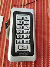 Metal RFID ID Keypad Single Door Stand-alone Home Access Control