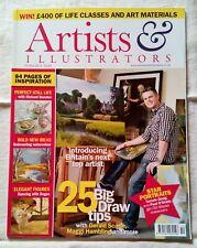 Artists & Illustrators Magazine - Oct 2011