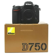 Nikon D750 Camera Body - UK NEXT DAY DELIVERY