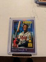 2019 Topps Heritage Ronald Acura Jr