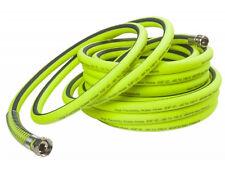 "High Vis Green 5/8"" x 50' Garden Hose with 3/4 ends"